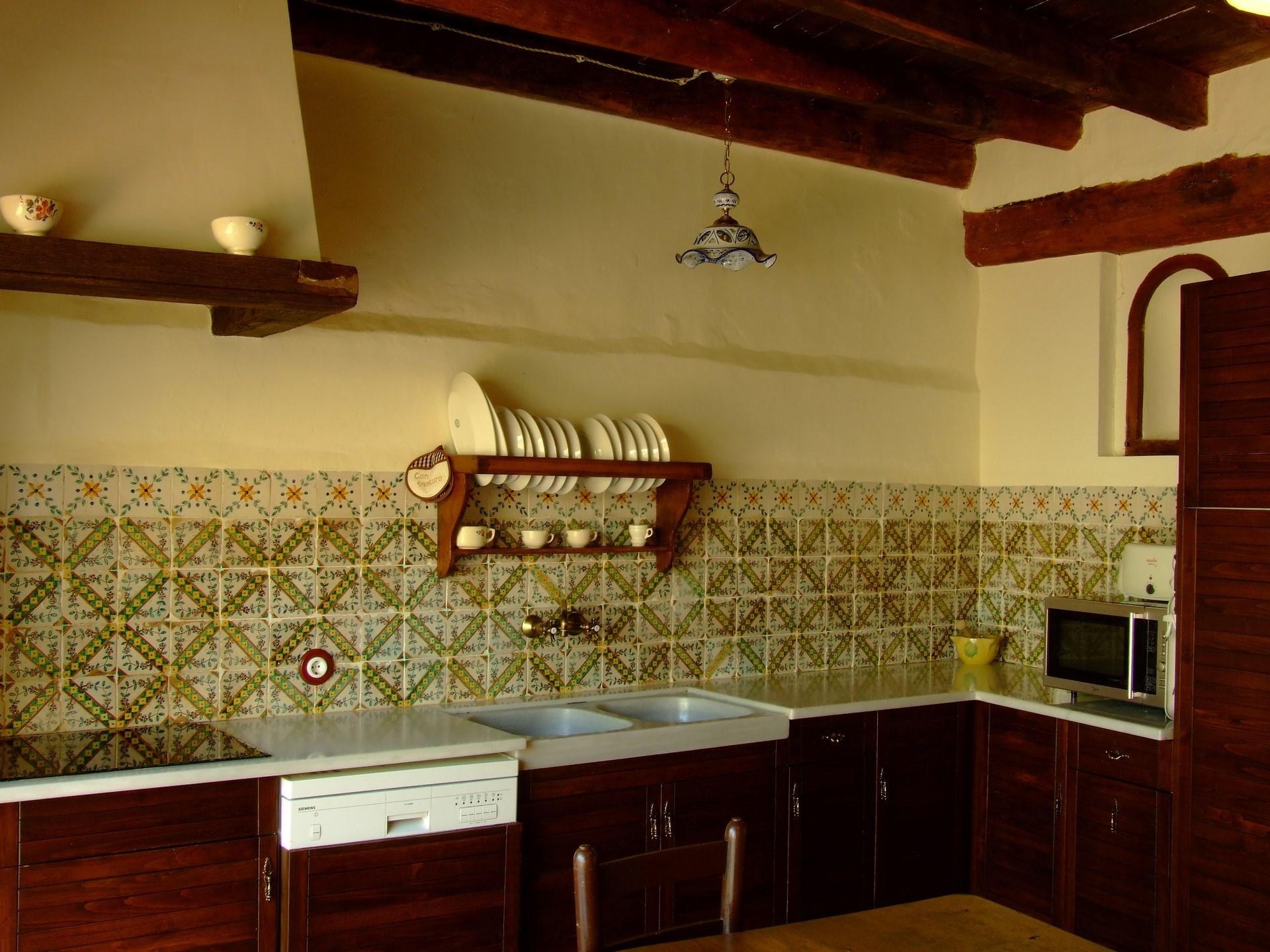 Can Ventura - cuina