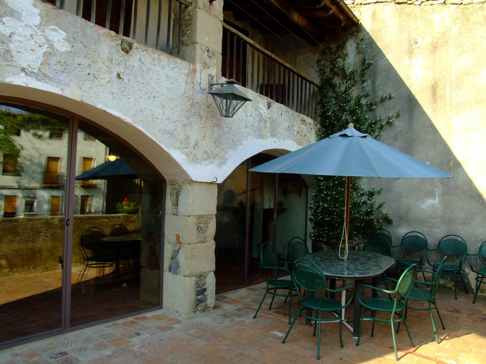 Can Ventura, terrassa